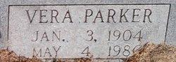Vera <i>Parker</i> Moon