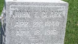 John T Clark