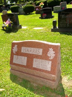 Mildred V. <i>Lewis</i> Harris