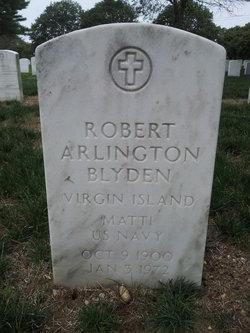 Robert Arlington Blyden