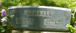 George E. Kimball