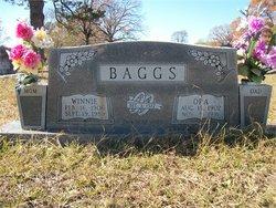 Winnie <i>Hill</i> Baggs