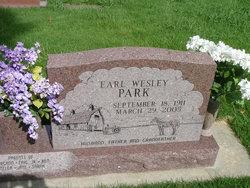 Earl Wesley Park, Sr