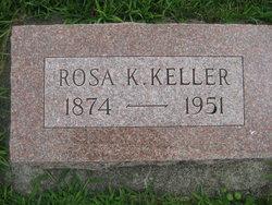 Catherine Rosa <i>Spangler</i> Keller