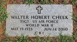 Walter Hobert Hobert Cheek