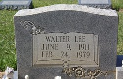 Walter Lee Williamson