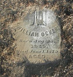 William Ocker