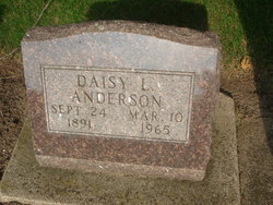 Daisy Lenore <i>Clemens</i> Anderson