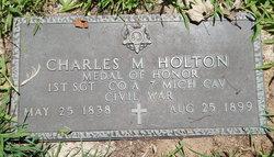 Charles Maynard Holton