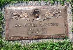 Ada Fern <i>Painter</i> Armstrong