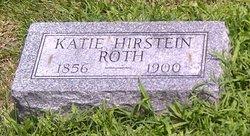 Kate <i>Hirstein</i> Roth