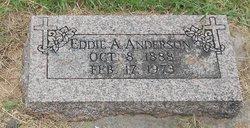 Eddie A Anderson