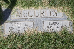 Virgil Edward McCurley