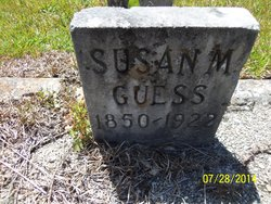 Susan M Susie <i>Helms</i> Guess