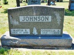Cordelia Anna Cora <i>Linz</i> Johnson
