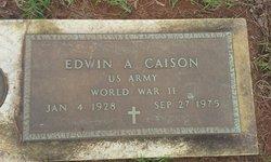 Edwin Alton Caison