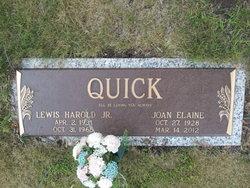 Lewis Harold Quick, Jr