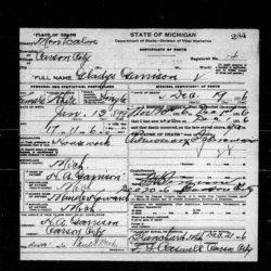 Gladys M <i>Garrison</i> Stanton