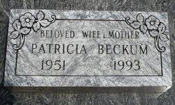 Patricia <i>Dugger</i> Beckum