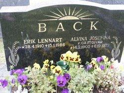 Erik Lennart Back