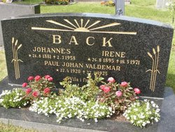 Johannes Karl-Johansson Back