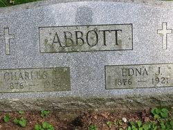 Edna Jane <i>Case</i> Abbott