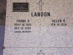 Frank R. Dick Landon