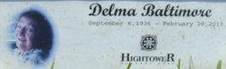 Delma Mae <i>Sullivan</i> Baltimore
