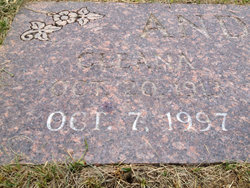 Cleana Gladys Anderson