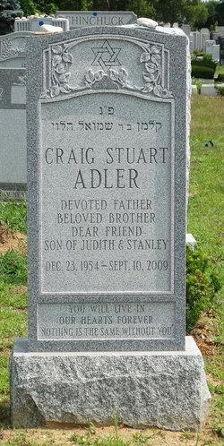 Craig Stuart Adler