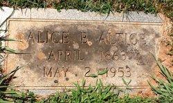 Mary Alice <i>Brooks</i> Altice