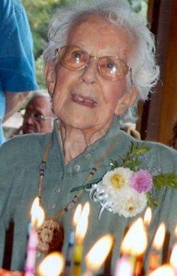 Mildred Rowena Morning <i>Porter</i> Bronson