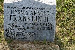 Ulysses Arnold Franklin, II