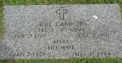 Cal Carr, Jr