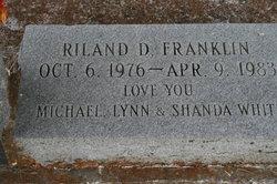 Riland D Franklin