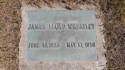 Lloyd James Wheatley