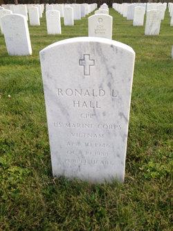 Corp Ronald L Hall