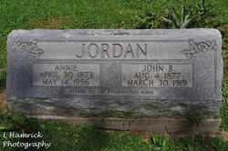 John Bunyon Jordan