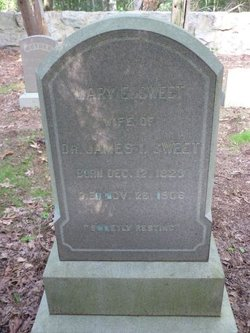 Mary E <i>Webster</i> Sweet