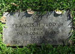 Francis H Judd, Jr