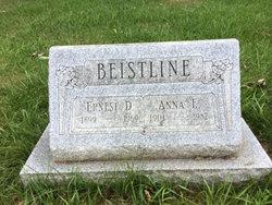 Anna E Beistline
