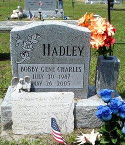Bobby Gene Charles Hadley