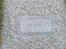 Fred E Beesley
