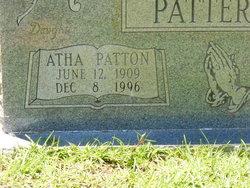 Atha <i>Patterson</i> Patton