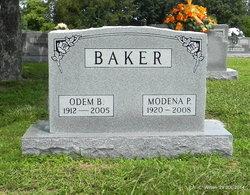 Modena <i>Parrett</i> Baker