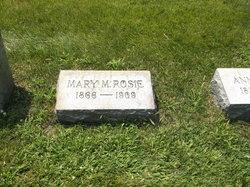 Mary Rosie