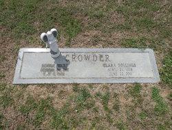 Clara <i>Rollings</i> Crowder