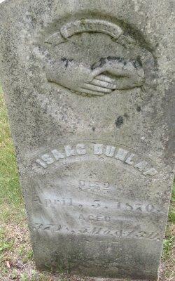 Pvt Isaac Dunlap