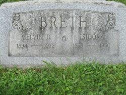 Isidora <i>Sturgeon</i> Breth
