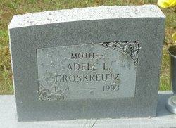 Adele Leona <i>Draeger</i> Groskreutz